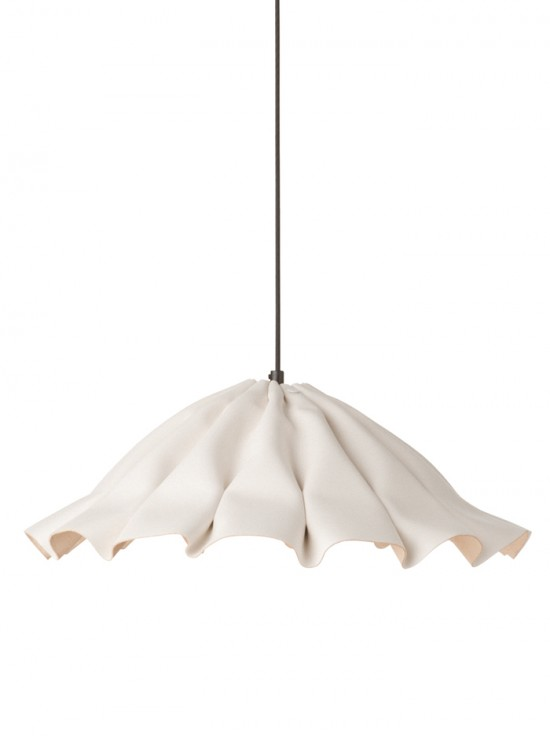 Lude M Hanglamp - Wit