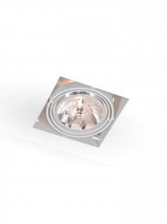 Square Trimless LED AR111 wit Exclusief lichtbron
