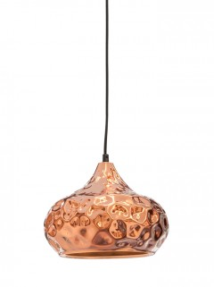 Red Copper Pendant 1 lichts E27 max. 60W