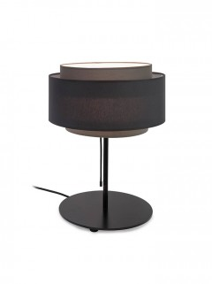 Halo Table - zwart By Piet Boon