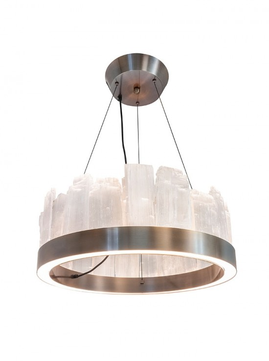 BLAKES Chandelier Ø600mm LED brons -By Eric Kuster