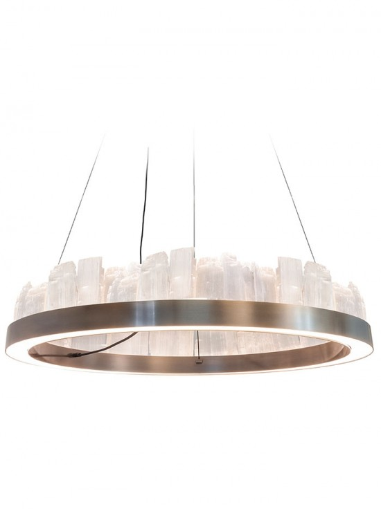 BLAKES Chandelier Ø1200mm LED brons-By Eric Kuster