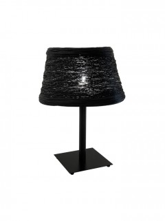 Basket Shade Table - zwart
