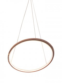 LUXURY RING 12V Ø120cm - antiek messing