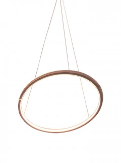 LUXURY RING 12V Ø60 cm - antiek messing