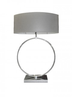 HAYWORTH vloerlamp - chroom By Eric Kuster