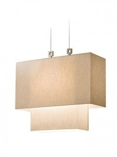 CASA ATLANTIS hanglamp 2-Lichts by Wolterinck