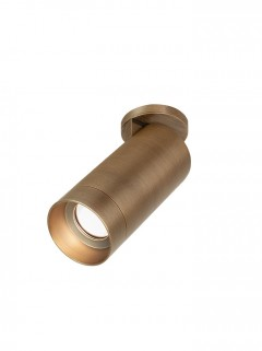 MODESTO Recessed LED - bronze by Wolterinck