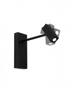 STANTON bedside lamp LED - zwart By Brands-concept