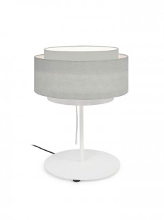 HALO Table - wit/lichtgrijs by Piet Boon
