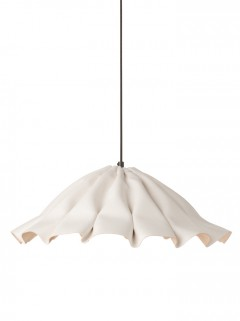 Lude M Hanglamp - wit by Piet Boon
