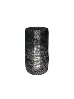 Paper String Floor medium - zwart